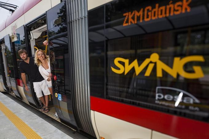 Autobusy i tramwaje w Gdańsku